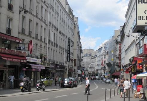Mercredi 14 mai 2014 paris encore une agression antis mite - Bureau de change rue montmartre ...