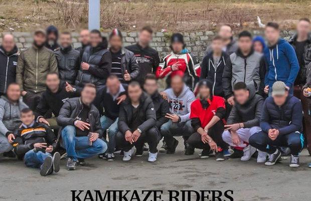 Kamikaze Riders   radicalisés mais pas vraiment terroristes – LDJ f555ff89caf