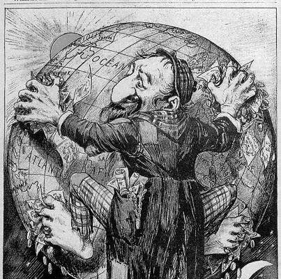 L'Etat laïque doit-il organiser le culte musulman ? - Page 9 1893_La-Libre-Parole-antisemitische-Karikatur-403x400
